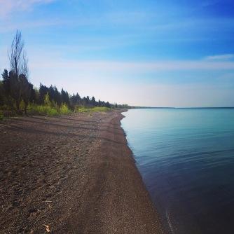 Lake Erie, Point Pelee